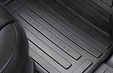 Genuine Land Rover Freelander 2 2013 On Rubber Floor Mat Set Part VPLFS0250