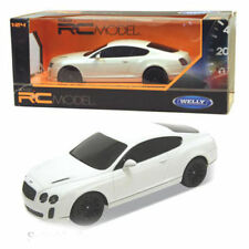 Brand New 1:24 Bentley Continental RC Radio Remote Control Kids Toy Car Gift Box