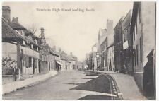 Buckinghamshire; Burnham High St Looking South PPC, Unposted, Local Made-Lawley