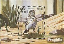 Cape Verde block4 (complete.issue.) unmounted mint / never hinged 1981 Birds