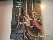 **b Gazette des armes n°57 Pistolet CZ75 / Armes blanches du XVIIIe siècle