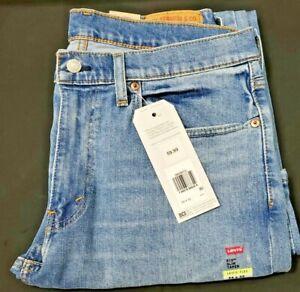 Levis 512 Slim Taper Flex Stretch Jeans 34X32