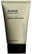 Dead Sea Water Mineral Body Lotion, AHAVA, 1.3 oz