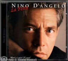 NINO D'ANGELO - LA FESTA Anno2002 **COME NUOVO**
