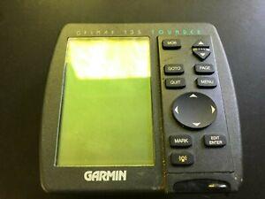 garmin gpsmap 135 sounder no cords