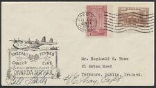 1939 Pan-American Trans-Atlantic Flight Shediac to Foynes Ireland, Pilot Signed