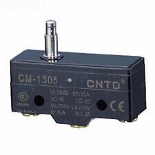 Micro Interruttore Switch Serie CM plastica 1NO+NC 15A 250V IP20 |CNTD-CM-1305