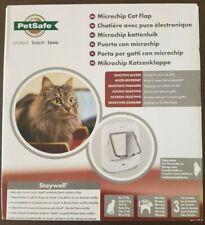 Petsafe Staywell Microchip Cat Flap - White