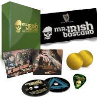 MR.IRISH BASTARD - THE DESIRE FOR REVENGE (GREEN EDITION-LTD. BOX)   2 CD NEU