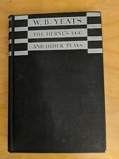 The Herne's Egg and Other Plays by W. B. Yeats (1st Am ed., 1938)