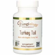 Fungiology, Full-Spectrum Turkey Tail, 90 Plantcaps