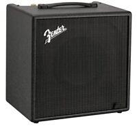 """New Fender® Rumble LT25 1x8"""" Bass Combo Amplifier"""