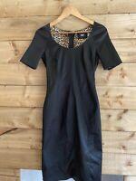 Dolce & Gabbana Black Dress. Size 40