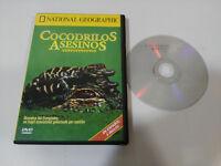 Crocodile Assassins Everglade National Geographic DVD Espagnol English Région