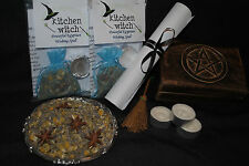 "WISHING Spell Kit ""Make a Wish"" More Money New Love Etc Egyptian Witch Magick"
