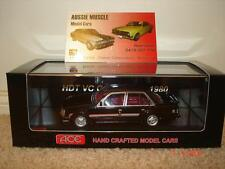 1:43 Peter Brock  HDT VC Commodore in Tuxedo Black, Limited Edition of 500 Only