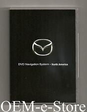 2009 2010 2011 2012 Mazda Mazda6 CX-9 Navigation OEM DVD WEST Map Release 2011