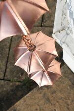 Rain Chains - Umbrella Rain Chain - Copper plated-1.8M Long