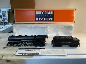 Lionel 6-8606 Boston & Albany Hudson #784 Steam Locomotive & Tender  NIOB
