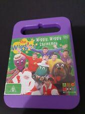 THE WIGGLES Wiggly Wiggly Christmas DVD *RARE* Original Wiggles Greg Jeff Murray
