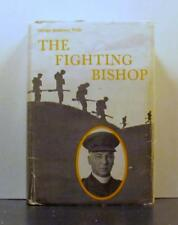 Fighting Bishop, Boer War Soldier,  Military Chaplain World Wars I and II