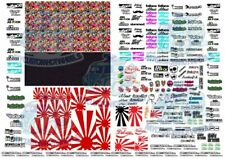 JDM 3 - Rising Sun, Stickerbomb & JDM Decals for Hot Wheels 1:64 scale