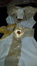 Girls Fancy Dress Egyptian Costume Pretend to Bee Cleopatra Age 3-5 BNWT