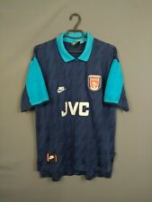 Arsenal Jersey 1994 1995 Away L Shirt Nike Football Soccer ig93
