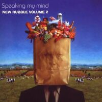 Various Artists - Speaking My Mind - New Rubbles Vol. 2 (CD) (2005)