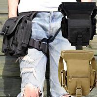 Men Tactical Military Waist Fanny Pack Nylon Travel Climb Hip Bum Belt Chest Bag