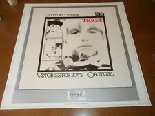 U2 .THREE RARE NUMBERED LITHOGRAPH NEW MINT