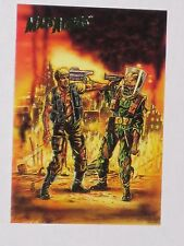 Topps Mars Attacks Trading Card 1994 Base Card NM #71 Cover For Issue #5