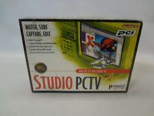 Pinnacle Systems Studio PCTV *New Unused*