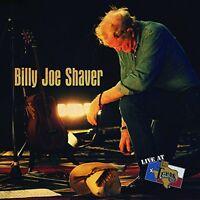 Billy Joe Shaver - Live at Billy Bobs Texas [New CD]