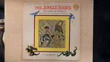 Golden Records THE JUNGLE BOOKS LP 60s