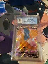 Pokémon TCG Charizard V Promo SWSH050 | Champions Path | CGC 9 | PSA 9/10?