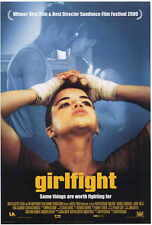 Girlfight Movie Poster 27x40 B Jamie Tirelli Michelle Rodriguez Santiago Douglas