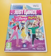 Just Dance Disney Party GIOCO WII VERSIONE ITALIANA
