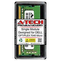 4GB PC4-19200 DDR4 2400 MHz Memory RAM for DELL OPTIPLEX 7040 MICRO