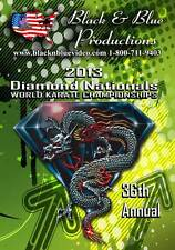 2013 Diamond Nationals World Karate Championships DVD