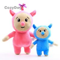 Baby TV Billy and Bam Bam Plush Figure Toy Soft Stuffed Doll for Kids Xmas Gift