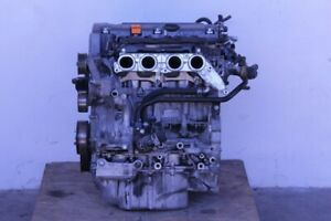 Acura TSX Engine Motor Long Block Assembly 2.4L 4 Cyl 54K Mi 09-14 2009, 2010, 2