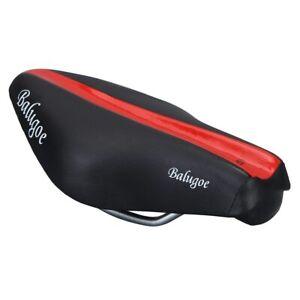 BALUGOE Road Bicycle Saddle Mountain MTB Bike Seat Cushion Damping Fixie Saddle