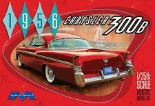 1956 Chrysler 300B in 1:25 Model Kit Bausatz Moebius 1207