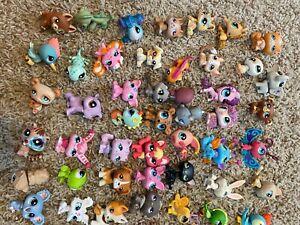 lps littlest pet shop huge lot