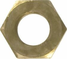 MANIFOLD NUTS-BRASS METRIC M10  x 1.25MM FINE PITCH PACK OF 10