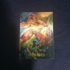 1995 Marvel Masterpieces Avengers Mirage Card
