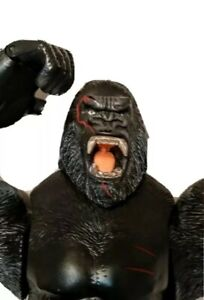 "King Kong Supreme 8th Wonder Of The World Large 14"" Figure Walks & ROARS 2005"