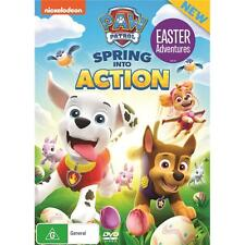 BRAND NEW Paw Patrol - Spring Into Action (DVD, 2017) R4 Easter