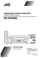 Bedienungsanleitung-instruction Book Für Jvc L-e600 Tv, Video & Audio